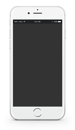 webdesign iphone